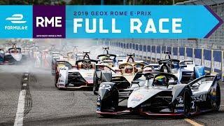 Full Race - 2019 GEOX Rome E-Prix (Season 5 - Race 6)