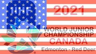Все голы Сборной США на МЧМ 2021. Every goal team USA in the WJC 2021