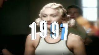 Топ 50 Ностальгия Хиты 90-х Зарубежные 1997 (Подборка Клипов)