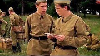 Военные Фильмы про разведчиков Опасный путь HD 1941-45