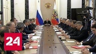 Владимир Путин подчеркнул необходимость независимого доступа в космос с российской территории - Ро…