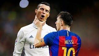 Барселона - Реал Мадрид. Драки, удаления, фолы, симуляция. Эль-Класико 2018