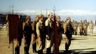 Афганистан 1988. Бой за высоту 3234, 9 рота 345 ОПДП [HD]