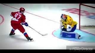 Крутые голы под музыку в хоккей №1