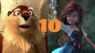 10 лучших мультфильмов 2014 года (самые ожидаемые мультфильмы 2014)