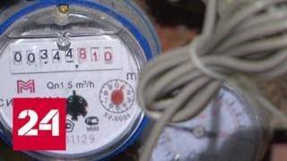 Аферисты угрозами заставляют москвичей менять счетчики воды - Россия 24
