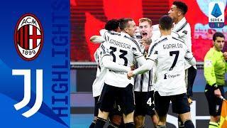 Milan 1-3 Juventus | Goals from Chiesa & McKennie Shock the San Siro | Serie A TIM