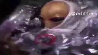 Инопланетянин флексит в НЛО под турецкую песню İsyan Tetick - Patlamaya Devam