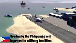 GOOD NEWS, Gradually the Philippines will improve its military facilities!