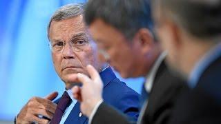 Davos 2016 - Preventing Future Shocks
