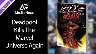 Deadpool Kills the Marvel Universe Again (2017) AG Comic Book Free