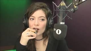 Lorde - Grimmy BBC Radio 1 2017