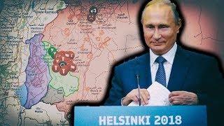 Decoding Putin's Statements On Syria