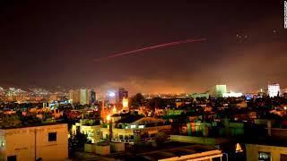 US STRIKES SYRIA! SYRIA PROMISES TO STRIKE BACK! WW3 ARMAGEDDON IS HERE!