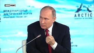 Путин прокомментировал несогласованные митинги в России, организованные Навальным