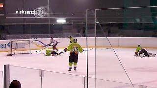 Шахты - Хоккей - Снейк против Алмаза - Голы