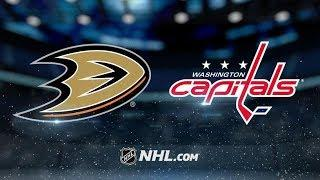 Anaheim Ducks vs Washington Capitals | Dec.02, 2018 | Game Highlights | NHL 2018/19 | Обзор матча