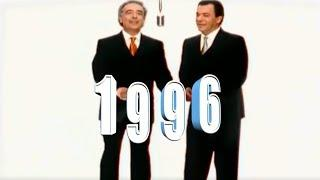 Топ 50 Ностальгия Хиты 90-х Зарубежные 1996 (Подборка Клипов)