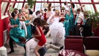 Самый позитивный свадебный клип 2013 года!!!