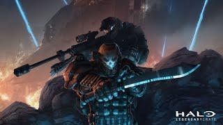 Фантастика фильмы 2020 ВОЙНА ПРИШЕЛЬЦЕВ ПРОТИВ ЛЮДЕЙ Зарубежные боевики Halo Wars GAME MOVIE