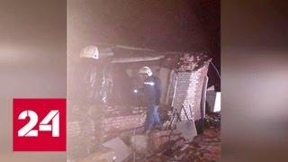 Спасатели обнаружили тела двух погибших во время взрыва жилого дома в Рубцовске - Россия 24