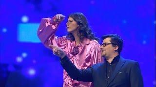 КВН Сборная Москвы - Разборка Гарика Харламова и Сборной Москвы