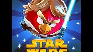Angri birds star wars на андроид