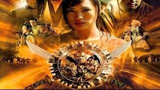 Запретный воин / Тайный воин (фэнтези, боевик, приключения) HD