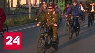 В Чечне официально открыли велосезон - Россия 24