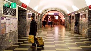 Новости в России Метрополитен Петербурга отмечает 60-летие