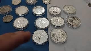 Как правильно покупать монеты для инвестирования из серебра золота платины палладия 2020