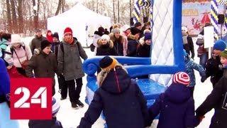 Масленица: гостей ждут Парк Горького, ВДНХ и другие площадки - Россия 24