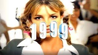 Топ 100 Ностальгия Хиты 90-х Зарубежные 1999 (Подборка Клипов)