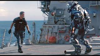 Фильм про вторжение инопланетян - фильмы про пришельцев - смотреть онлайн новый-триллер-боевик-ужасы