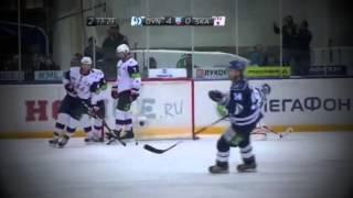 Красивые голы!Хоккей NHL KHL 2011 2012!Забивают русские!