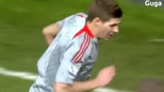 Манчестер Юнайтед 1:4 Ливерпуль, 14 марта 2009 года.
