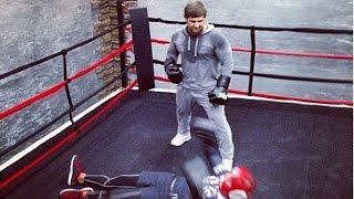 Кадыров сильно избил Тимати на ринге! Давно пора было! Новости России сегодня, последние новости