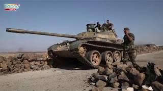"""Ожесточенные бои с  ИГИЛ*. """"Силы Тигра"""" атакуют. Сирия война. Последние новости сегодня"""