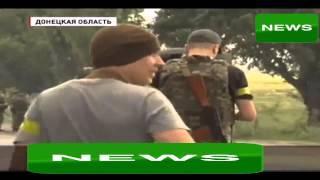 Война на Донбассе обстрел Горловки Новости Украины сегодня Новости России сегодня