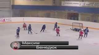 """Топ-10 голов детских команд ХК """"Донбасс"""" в сезоне 2014/15"""