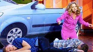 Шестое чуство водителя ! Смешная подборка дтп и аварии на видеорегистратор | Авто приколы 2020