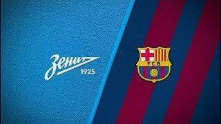 «Зенит» U-16 — «Барселона» Juvenil B