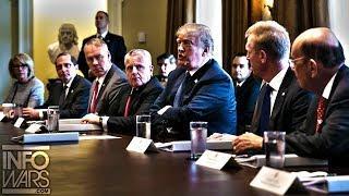 Is Trump Being Threatened To Start WW3?