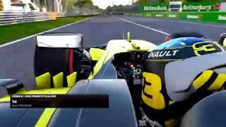 F1 2017 - Daniel Ricciardo Renault Mod