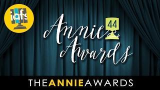 Annie Awards 2017 Full Show