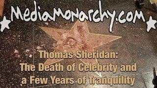 Death of Celebrity w/@ThomasSheridan_