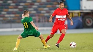 FC Spartak Moscow vs FC Copenhagen
