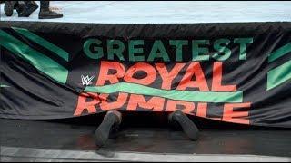 COME ON WWE, MAKE TITUS O'NEIL A STAR!