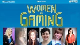 Women In Gaming Speaker Panel 2017
