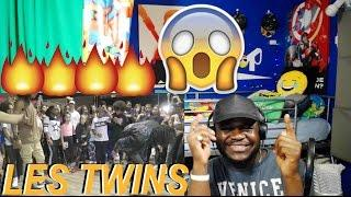 Hip Hop 2017 - New Les Twins 2017 - Best Dance Of The World 2017 HD P5 REACTION